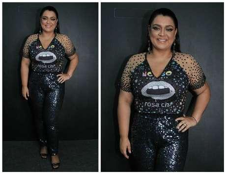 Preta Gil (Fotos: Wallace Barbosa/AgNews)