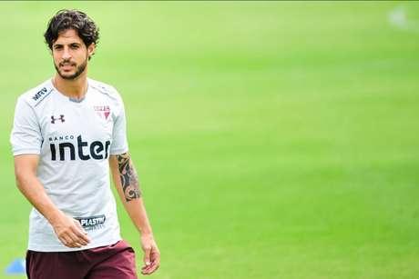 Lesionado, Jucilei deve desfalcar o São Paulo por, pelo menos, quatro jogos