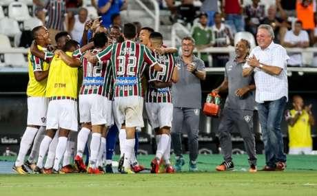 a8a906aa99 15 2 18  Fluminense 5x0 Salgueiro - Copa do Brasil