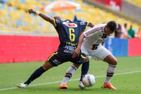 Fluminense goleia Bangu em estreia da Taça Rio
