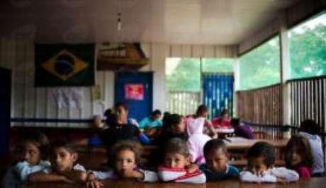 Número de estudantes estrangeiros em escolas brasileiras mais do que dobrou