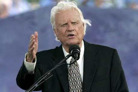 Morre pastor Billy Graham,um dos maiores pregadores do mundo