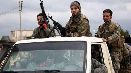 A ofensiva turca em Afrin coloca a Turquia diretamente contra os Estados Unidos, seu aliado na Otan