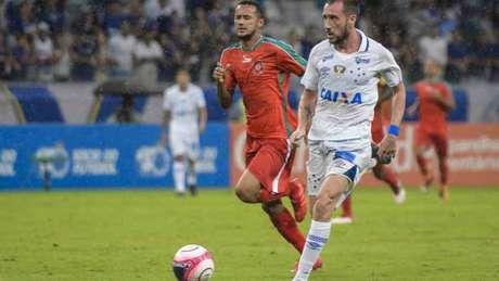 Sem dificuldade, Cruzeiro venceu Boa Esporte por 3 a 0 e segue invicto. (Foto: Washington Alves/Light Press/Cruzeiro)