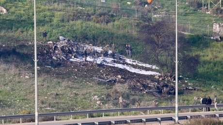 Avião de combate israelense derrubado no norte do país pode sinalizar envolvimento mais direto das potências mundiais na Síria
