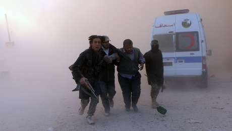 Facções islâmicas alimentam rixas brutais entre si que prejudicam os civis sírios, diz Iberisha