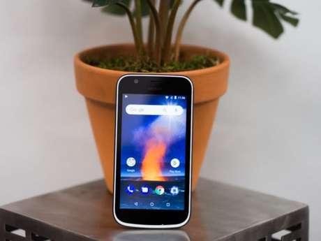 O basicão Nokia 1 (Foto: Android Police)