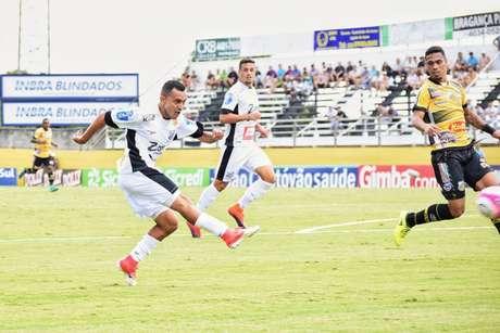 Bragantino venceu o Novorizontino na manhã de domingo do Paulistão (Foto: Rafael Moreira/Bragantino)