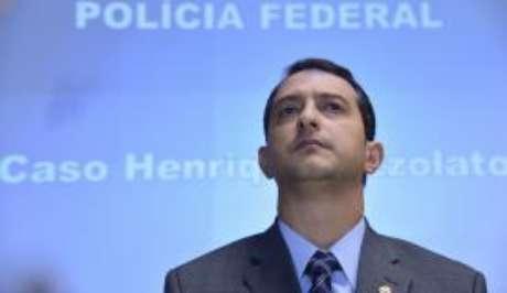 O delegado Rogério Galloro assumirá comando da PF