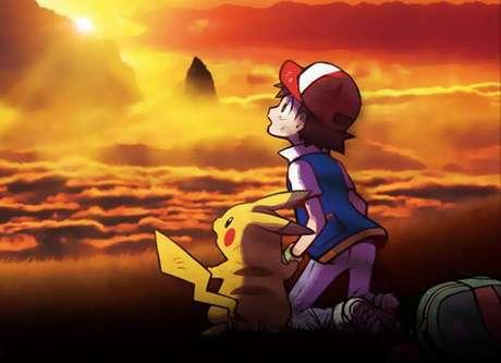 Pokémon, o Filme: Eu Escolho Você!