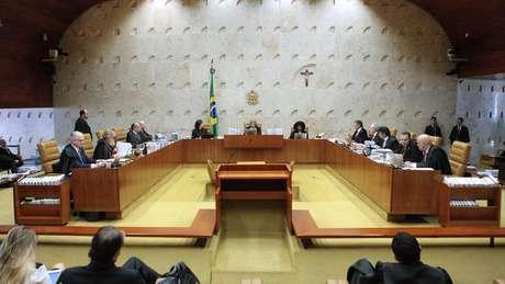 STF avalia quatro ações que questionam o Código Florestal, sancionado em 2012   Foto: STF