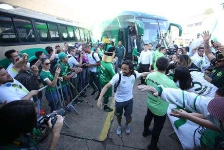 Apodi acredita na dedicação da Chapecoense para encerrar o Campeonato Catarinense com título (Sirli Freitas / Divulgação / Chapecoense)