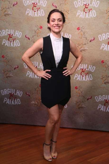 Gabriela Duarte (Fotos: Daniel PInheiro/AgNews)