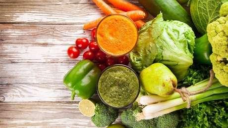 Conceito de wellness inclui comer mais legumes e verduras - mais pode ir bem além.