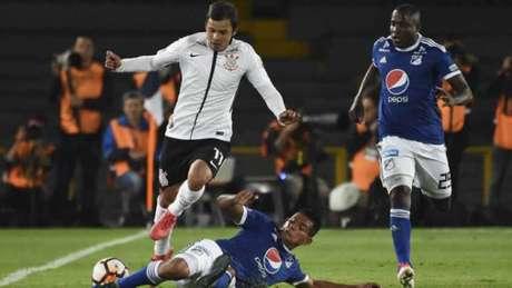 Millonarios 0x0 Corinthians