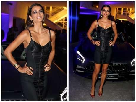 Fernanda Motta (Fotos: Thiago Duran/AgNews)