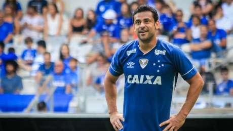Cruzeiro recebe intimação a respeito de multa do atacante Fred(Foto: Dudu Macedo/Fotoarena/Lancepress!)