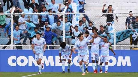 Santos estreia com derrota para o Real Garcilaso — Libertadores
