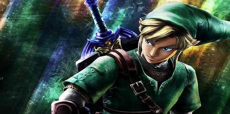 """Link (não ouse chamá-lo de """"Zelda"""" que é treta na certa...)"""