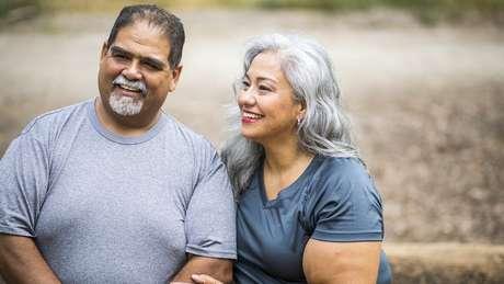 'O estigma faz com que seja menos provável que pessoas acima do peso se tornem mais saudáveis', diz Flint