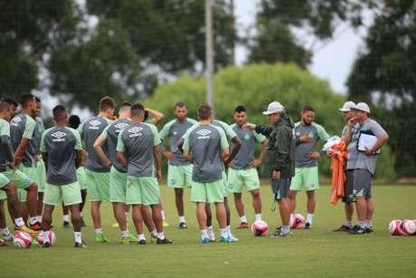 Chapecoense encara Inter de Lages no Campeonato Catarinense (Foto: Sirli Freitas/ Chapecoense)