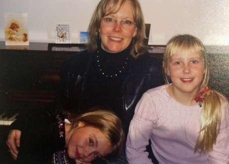 Ter filhas, segundo Pauline, ajudou-a a recuperar, em parte, o relacionamento com Ruth antes de sua morte