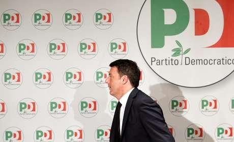 Após derrota do PD em eleições, Renzi decide renunciar