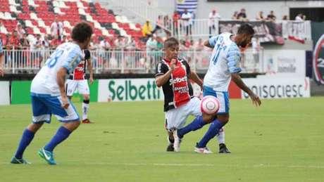 Com dois gols no segundo tempo Avaí despachou o JEC, na Arena Joinville (Beto Lima/JEC)