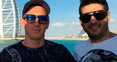 Irmão de Messi foi preso outra vez