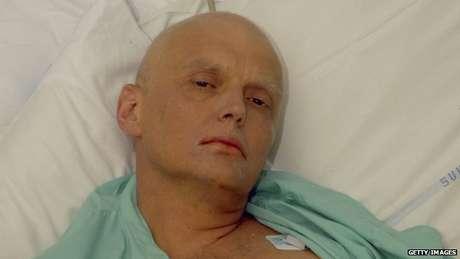 Antigo espião russo em estado grave após contacto com substância desconhecida