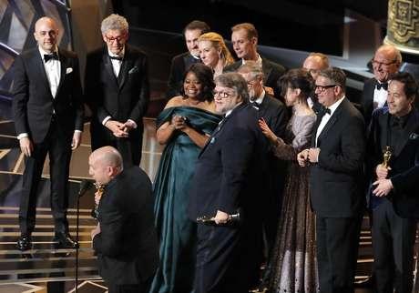A Forma da Água leva o Oscar de Melhor Filme