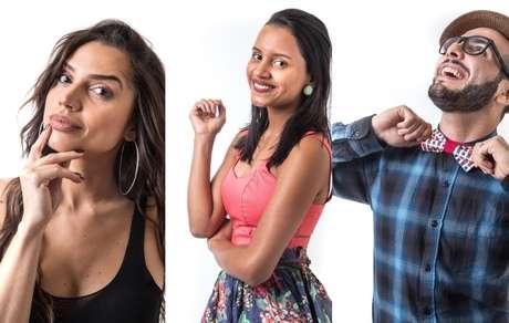 'BBB18': Paula, Gleici e Mahmoud estão no Paredão falso