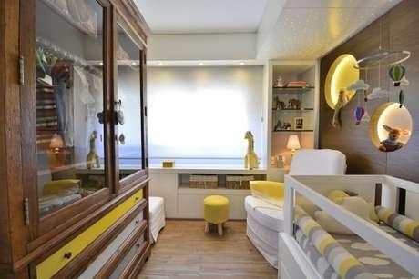 80. O projeto de BG Arquitetura conta também com um armário grande