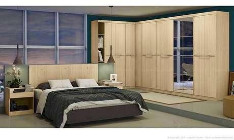 1. Descubra como fazer seu próprio quarto planejado! Projeto de LojasKD