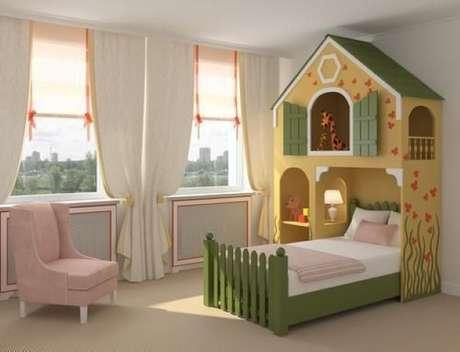 72. A cama de casinha pode ser alimento para a imaginação da criança