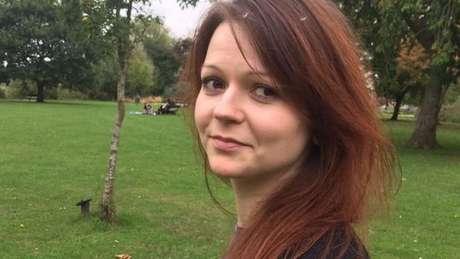 Yulia Skripal e seu pai estão em estado grave | Yulia Skripal/Facebook