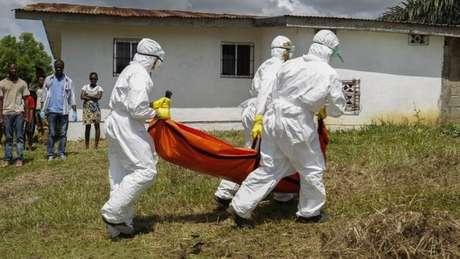 Ebola matou mais de 11 mil pessoas na África Ocidental entre os anos de 2014 e 2015