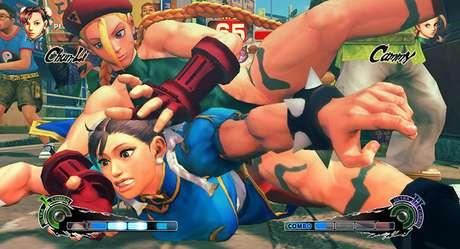 Chun-Li: não chame essa  mocinha pra briga...