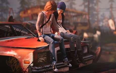 Max e Chloe,  de Life is Strange