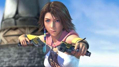 Yuna, de Final Fantasy