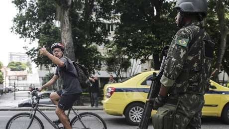 Segundo juíza, presença de militares aumenta sensação de segurança
