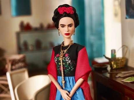 Frida Kahlo, Katherine Johnson e Amelia Earhart se tornaram bonecas Barbie, divulgadas nesta quarta-feira, dia 07 de março de 2018