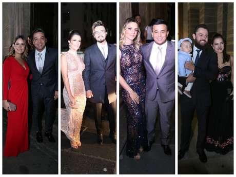 Convidados (Fotos: Anderson Borde/AgNews)