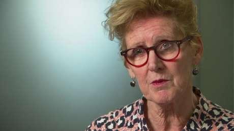 Rosanna O'Connor afirma que quem compra o medicamento pela internet não tem nenhuma garantia do que recebe