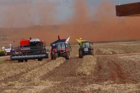 Safra de cereais, leguminosas e oleaginosas deve fechar 2018 com 227,2 milhões de toneladas contra 240,6 milhões do ano passado