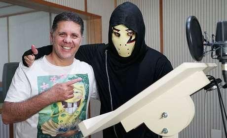 Wendel Bezerra com Zangado
