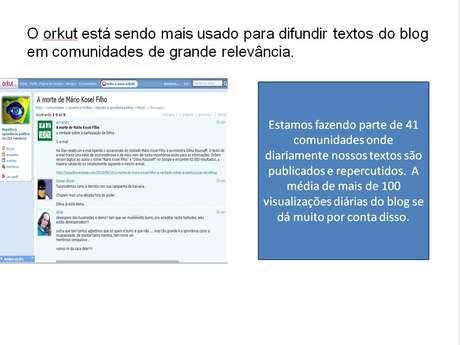 BBC Brasil teve acesso a apresentação de Powerpoint que mostrava evolução do trabalho com fakes pró-Dilma | Imagem: Reprodução