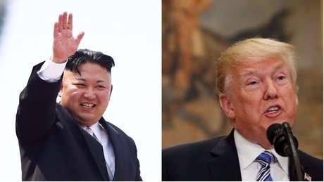 Segundo representante da Coreia do Sul, encontro entre Kim Jong-un e Trump pode acontecer até maio
