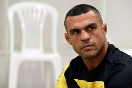 Belfort vai encerrar carreira após 20 anos (FOTO: Divulgação/UFC)