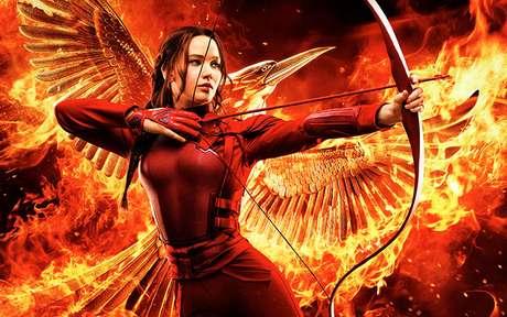 Katniss Everdeen, de Jogos Vorazes